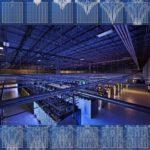 EBM(T)がSAM KIDELの作品を公開。Googleデータセンターでの「ライブパフォーマンス」