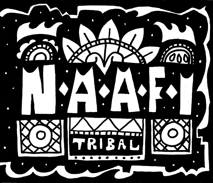 NAAFI-TRIBAL