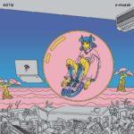 AOTQの1stアルバム「e-muzak」を〈Local Visions〉とdiskunionが初LP化